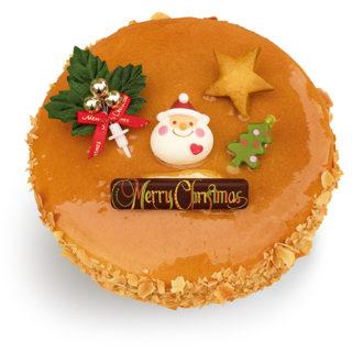 ★クリスマス★チーズスフレ